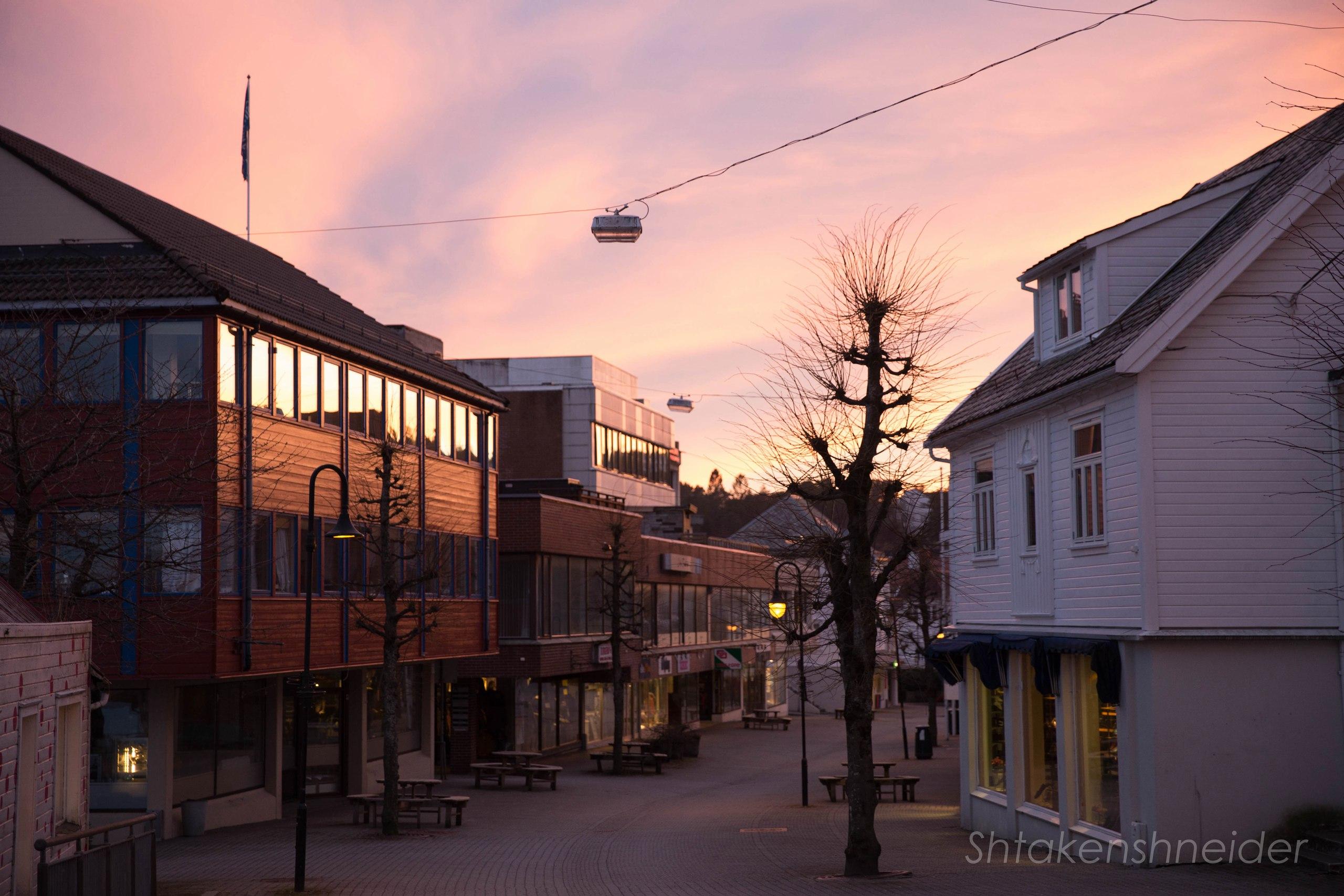Фото Лейрвика, Норвегия