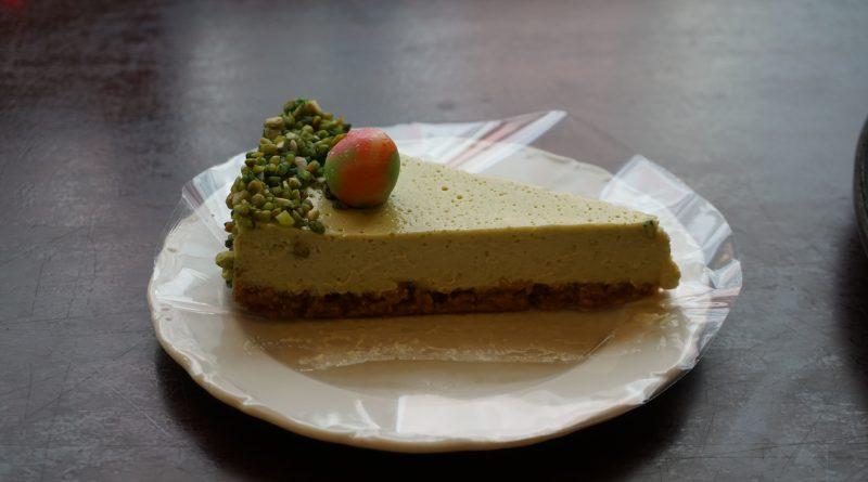 Фисташковый тортик в Таллине