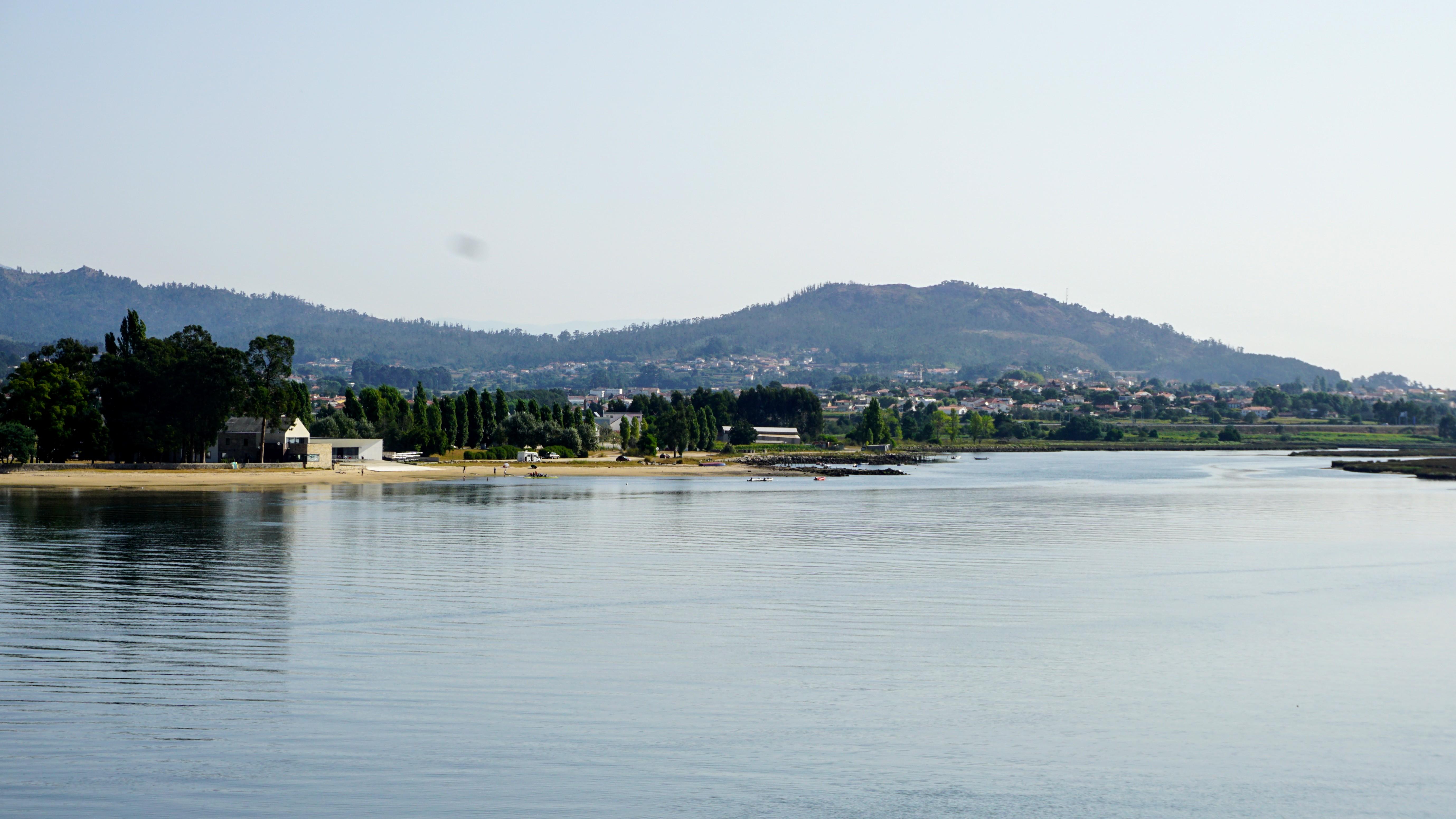 Португальский путь Святого Иакова: Виана-ду-Каштелу и река Лима