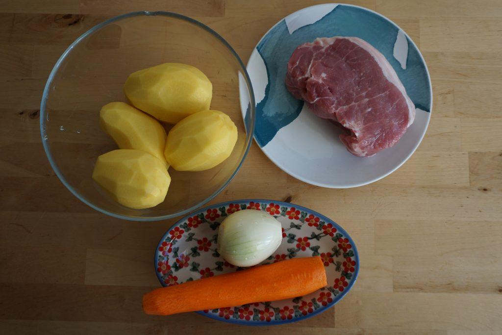 Рецепт венгерского гуляша с фото: простые ингредиенты