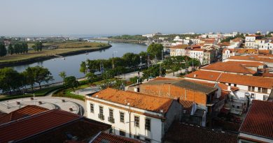 Португальский Путь Сантьяго: Вила ду Конде