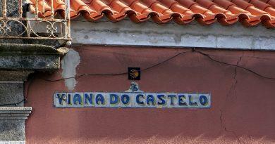 Виана-ду-Каштелу: третий день Пути Сантьяго