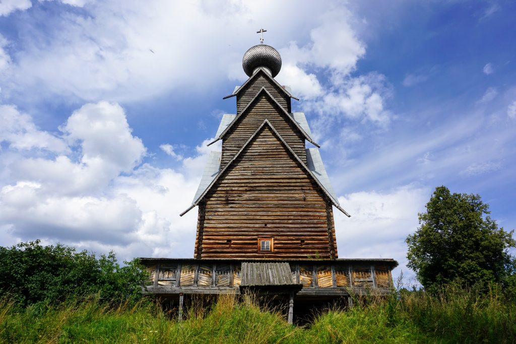 Ширков Погост: Церковь Иоанна Предтечи